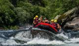 Descenso en Rafting por las Hoces del Cabriel. ¡Aventura!