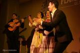Entrada al espectáculo de flamenco tradicional