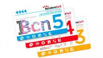 Barcelona Card con guía