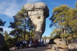 Escapada de un día a Cuenca y la Ciudad Encantada desde Madrid