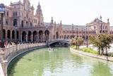 Excursión de 4 días por España: Córdoba, Sevilla y Granada desde Madrid