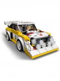 Coche LEGO Speed Champions 1985 Audi Sport quattro S1