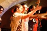 Noche flamenca en el Tablao Cordobés