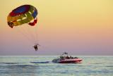 Actividad Acuática y Paracaídas en Gran Canaria con Parasailing