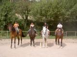 Paseo a caballo por el Berguedà para dos con opción a herradura de la suerte