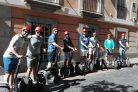 Ruta turística en segway por Madrid y sus lugares más emblemáticos.