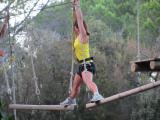 Sant Feliu Parc Aventura: Circuitos de aventura en la naturaleza