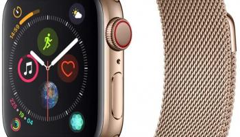 Apple Watch Series 4 GPS + móvil
