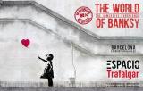 Entrada para »The World of Banksy» en Espacio Trafalgar