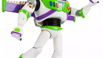 Figura de Toy Story con voz: Buzz Lightyear