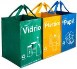 Bolsas Basura Reciclaje 3 Pack