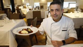 Descuento para el restaurante: Parador de Argomaniz