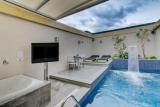 Hotel Zouk suite para 2 con desayuno y opción a piscina privada o bañera-spa