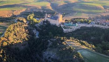 Paseo en globo aerostático sobre Toledo o Segovia