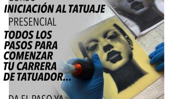 CURSO INICIACION AL TATUAJE