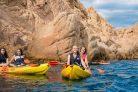 Tour de kayak y snorkel a la Costa Brava