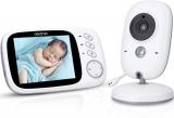 Vigilabebés Videovigilancia Bebé Inalámbrico con Pantalla LCD