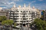 Visita con audio a La Pedrera de Gaudí en Barcelona